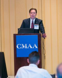 O'Brien Presents Advanced Work Packaging at the 2016 CMAA Symposium